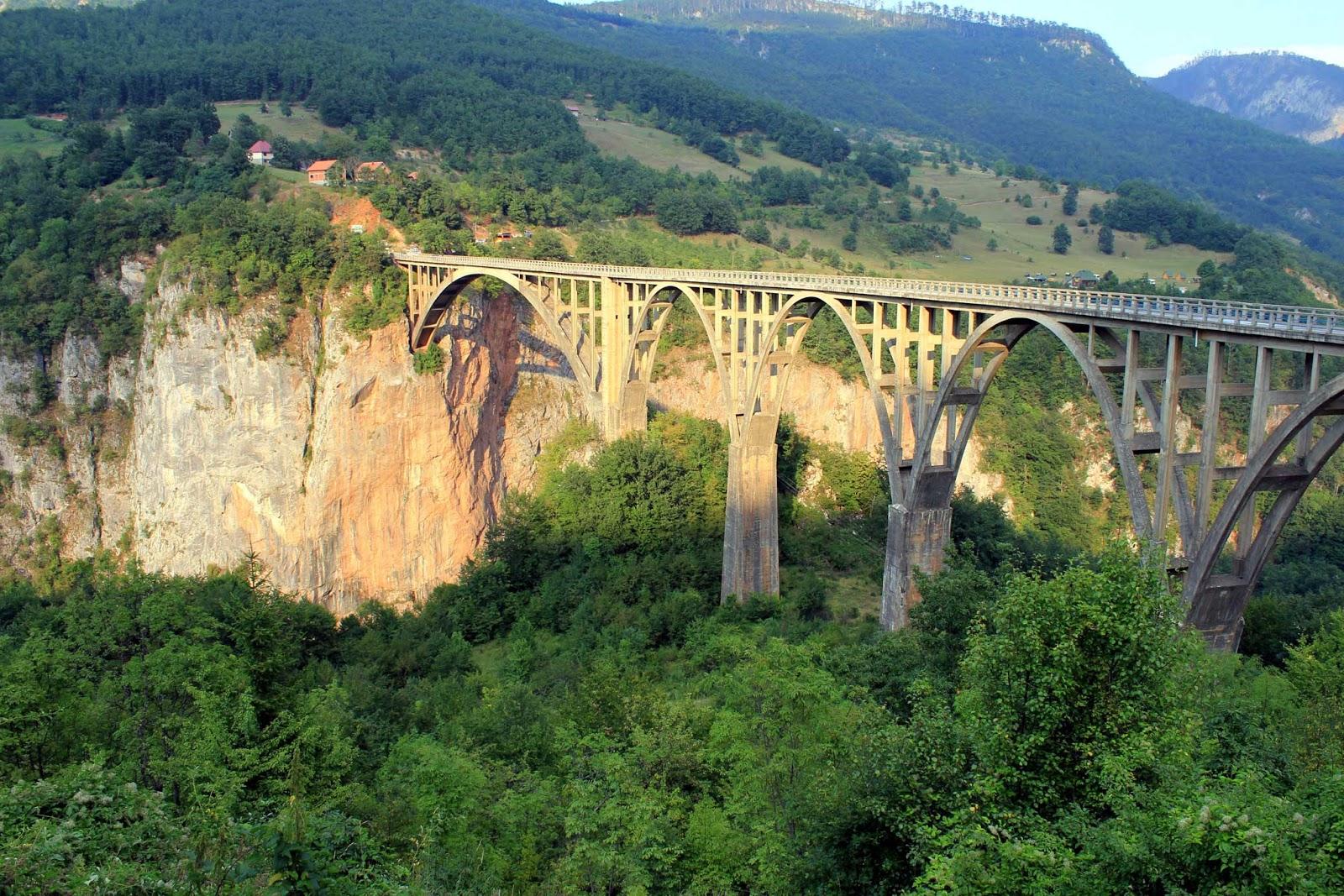 Rondreis Montenegro langs de kust en door de bergen