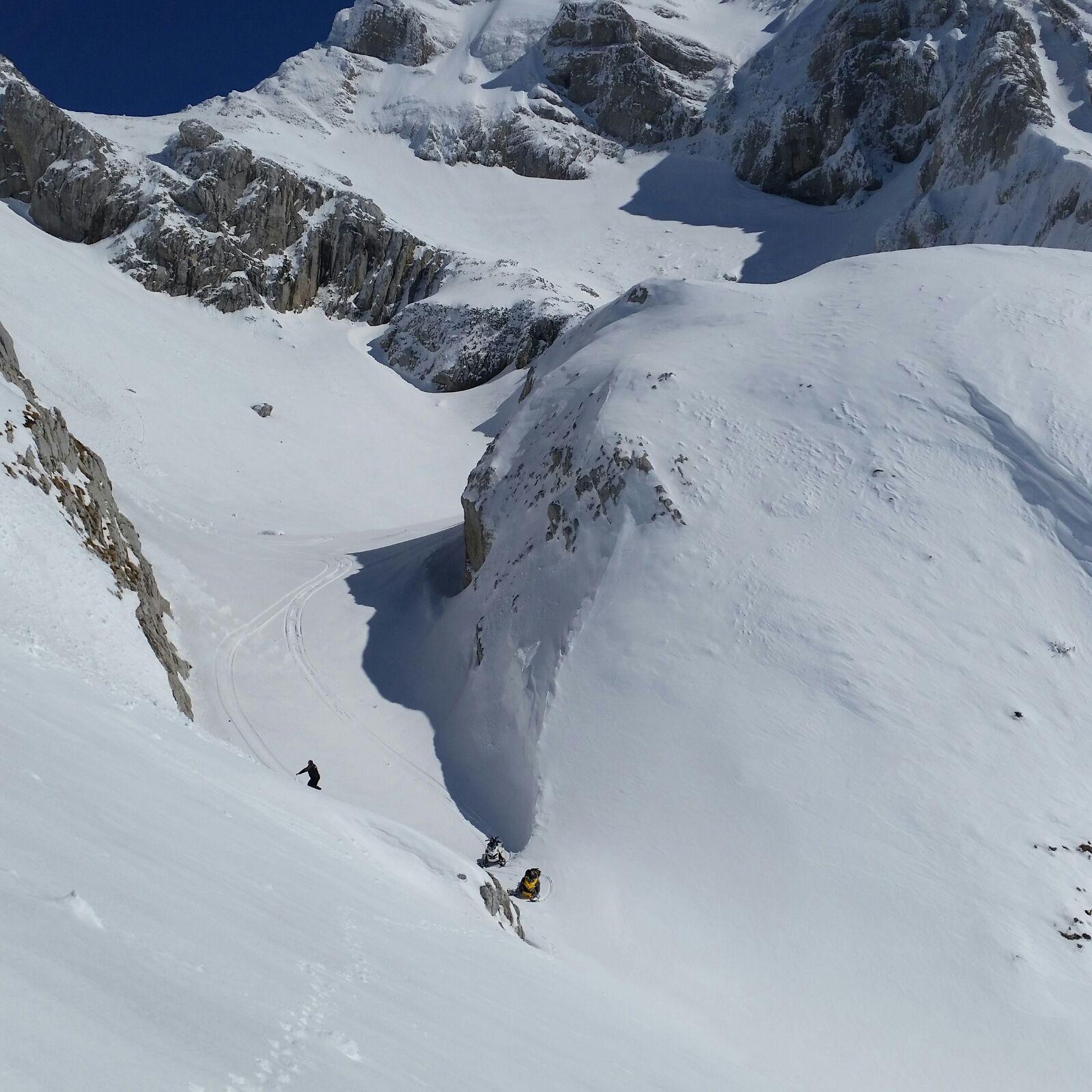 Wintersport in Montenegro