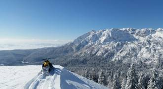 Wintersport in Montenegro
