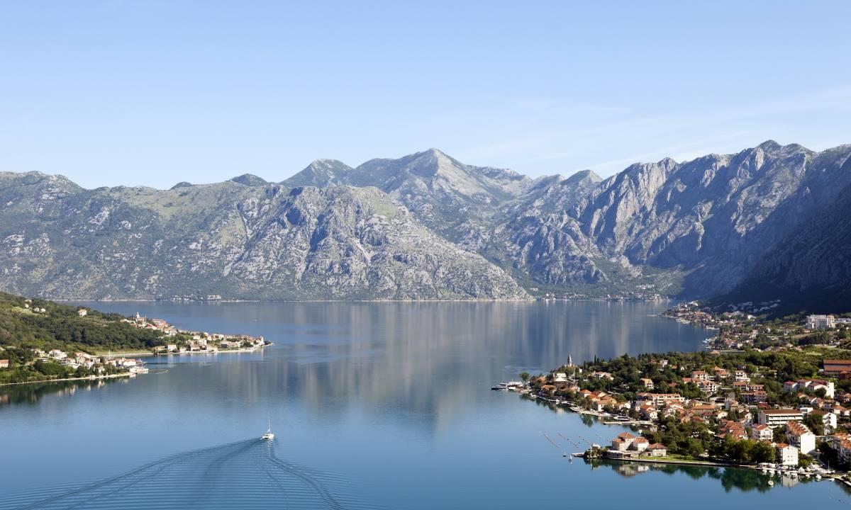 Fly Drive Vakantie Montenegro - Rondreis - Baai van Kotor