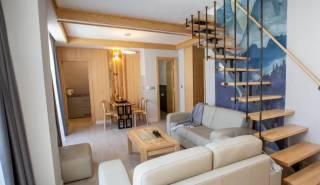 Appartementen Casa di Pino