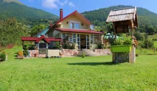 Guesthouse en tuin